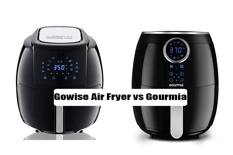 Gowise Air Fryer vs Gourmia