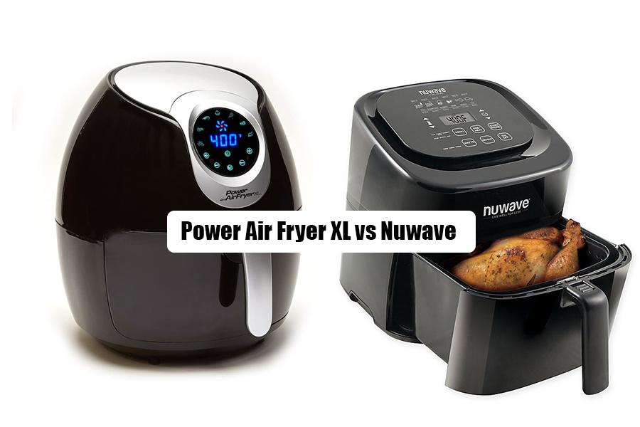 Power Air Fryer XL vs Nuwave