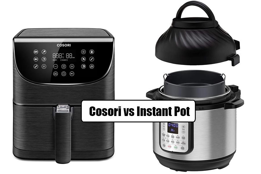 Cosori vs Instant Pot