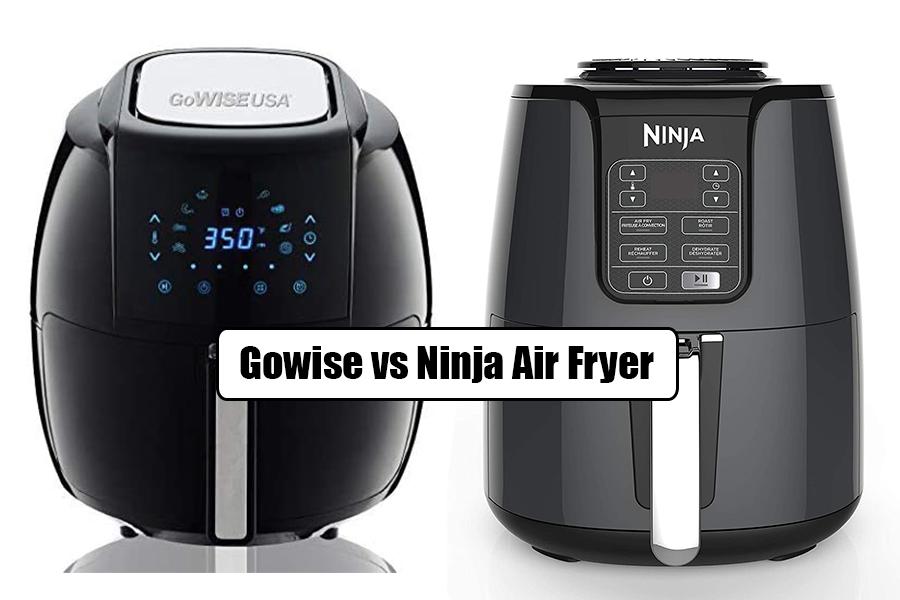 Gowise vs Ninja Air Fryer