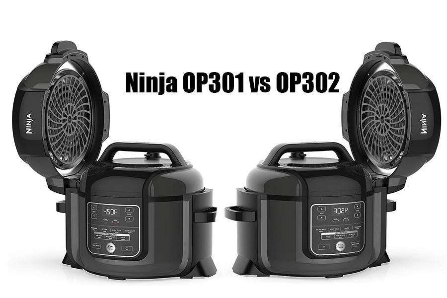 Ninja OP301 vs OP302