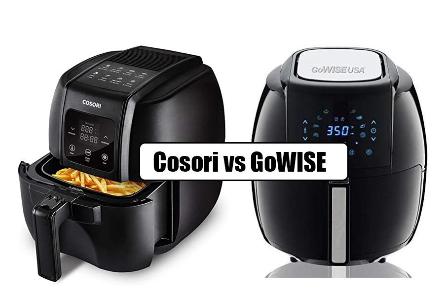 Cosori Vs GoWISE Air Fryer