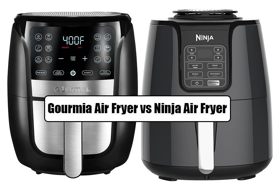 Gourmia Air Fryer Vs Ninja Air Fryer