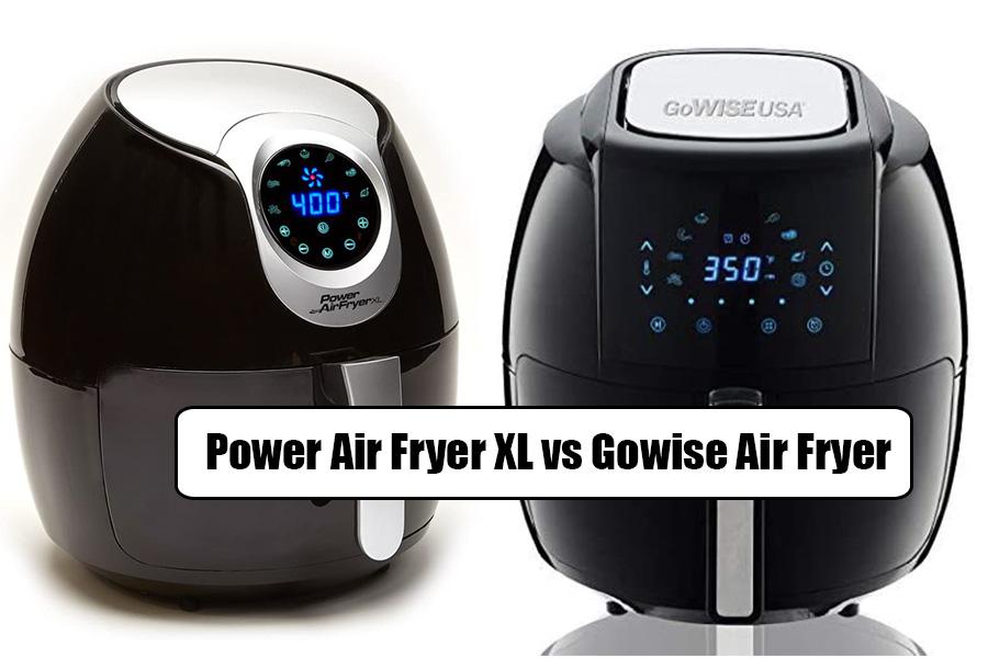 Power Air Fryer XL vs Gowise Air Fryer