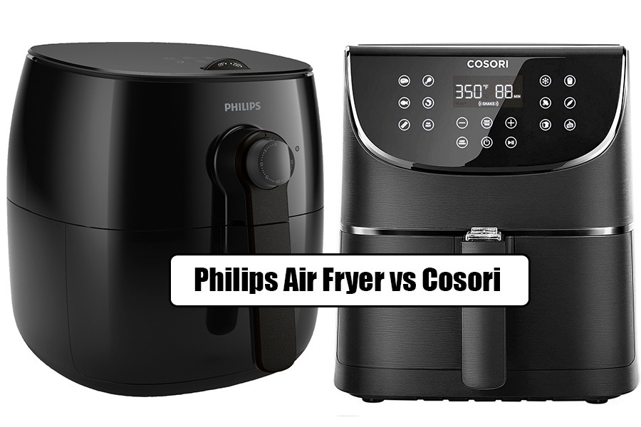 Philips Air Fryer Vs Cosori