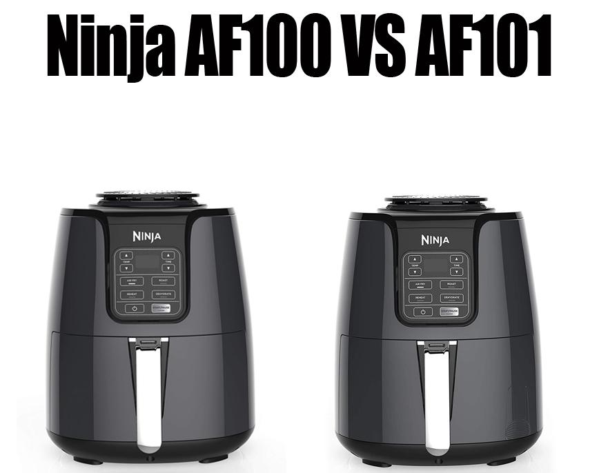 Ninja AF100 Vs AF101