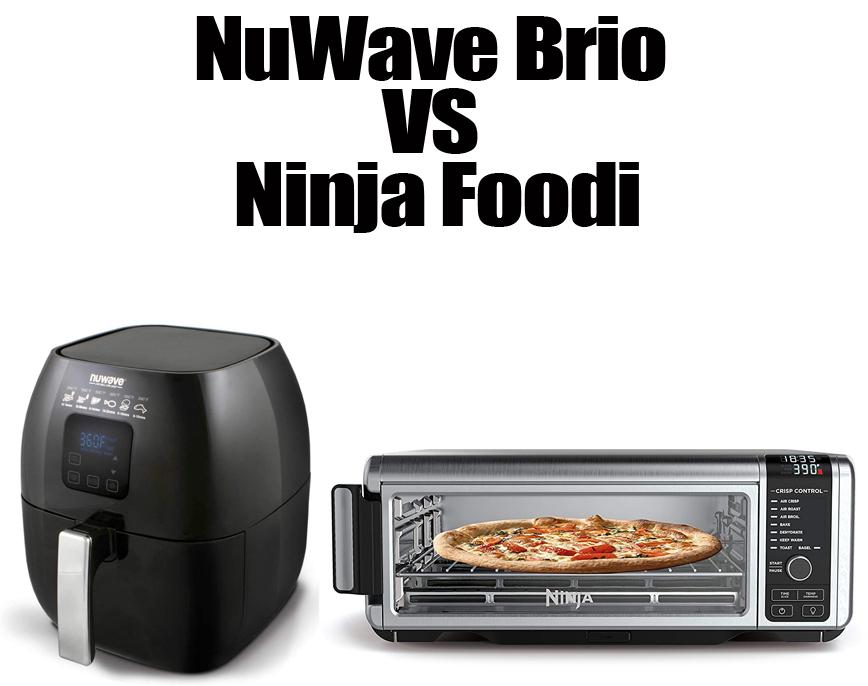 Nuwave Brio vs Ninja Foodi