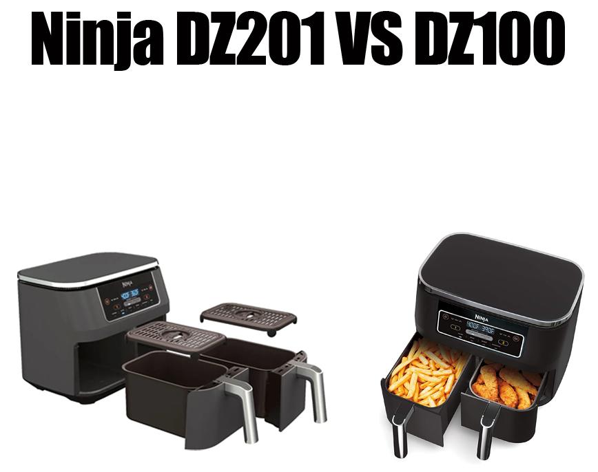 Ninja DZ201 VS DZ100